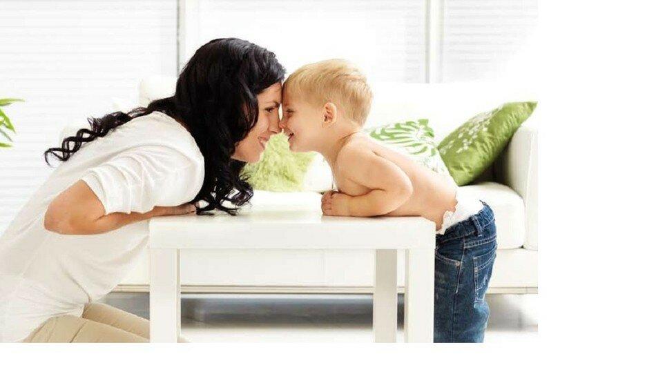 Moeder-en-kind