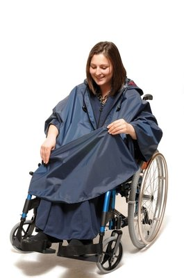 Wheely poncho 3 in 1