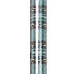 Opvouwbare wandelstok geruit 84 - 94 cm