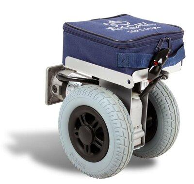Click & Go Lite duw-ondersteuning voor rolstoel