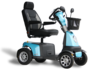 Excel Galaxy plus 4 scootmobiel_